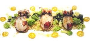 8_massimo-riccioli_seppie_cous-cous_roma-gourmet